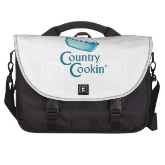 Country Cooking Computer Bag