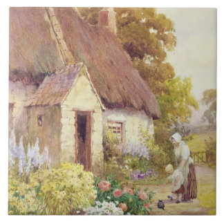 Country Cottage Tile