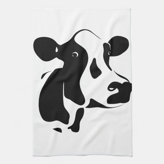 Country Cow Kitchen Towel
