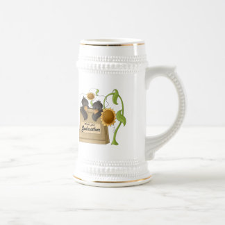 Country Crow Godmother Mothers Day Gifts Beer Steins