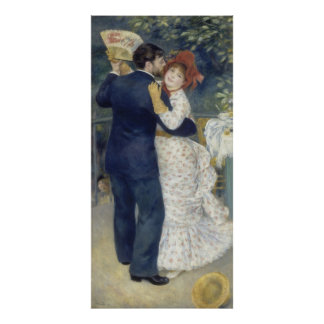 Country Dance by Renoir Vintage Impressionism Art Print