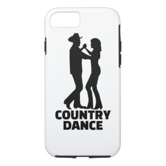 Country dance iPhone 7 case