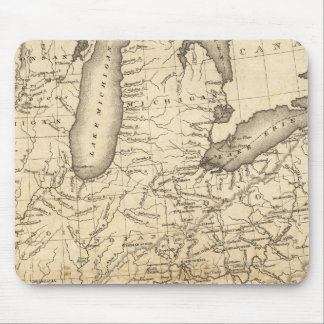 Country drained by the Mississippi Eastern Section Mouse Mat