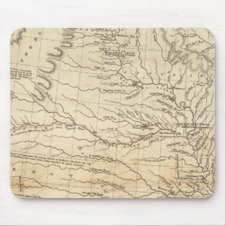 Country drained by the Mississippi Western Section Mouse Mat