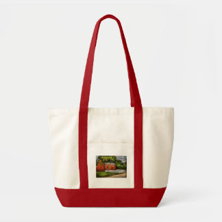 Country - Farm - A small farm house Tote Bag