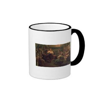 Country Festival, 1881 Ringer Mug