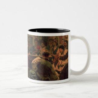 Country Festival, 1881 Two-Tone Mug