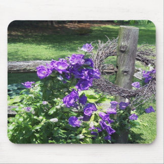 Country Floral Mousepad