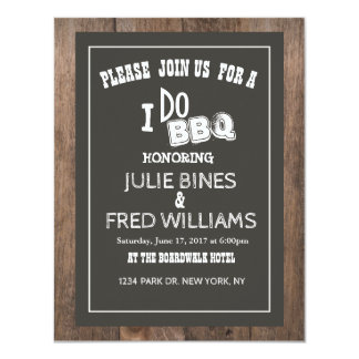 Country Floral Rehearsal Dinner Card