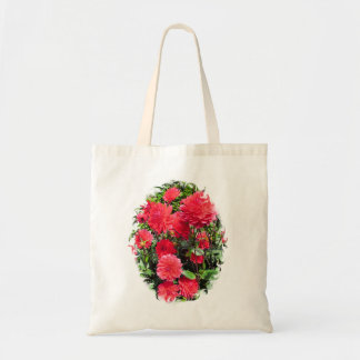 COUNTRY GARDEN FLOWERS TOTE BAG