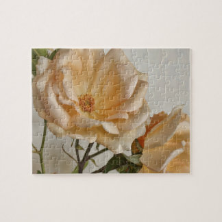 Country Garden Roses Jigsaw Puzzle Gift