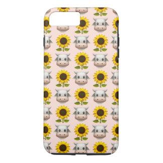 Country Girl Emoji iPhone 7 Plus Phone Case