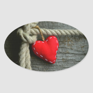 Country Heart Envelope Seal