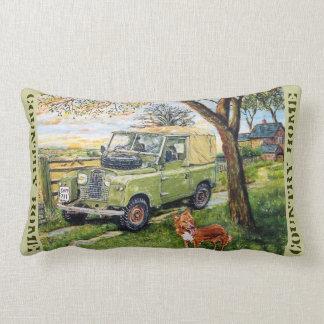 Country Home Lumbar Cushion