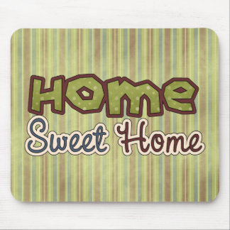 Country Home Sweet Home Mousepad