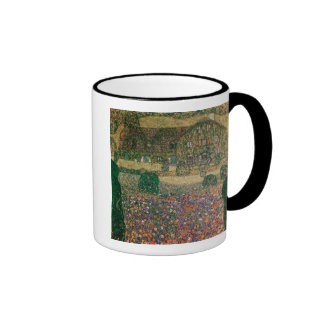 Country House by the Attersee, c.1914 Ringer Coffee Mug