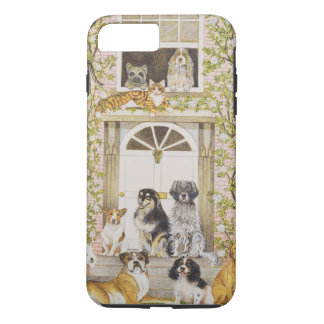Country House Party iPhone 8 Plus/7 Plus Case