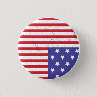 Country in Distress 3 Cm Round Badge
