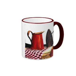 country Iron Mugs