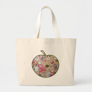 Country Kitchen Tote Bags
