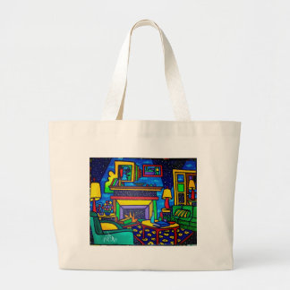 Country Living by Piliero Canvas Bags