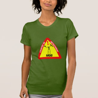 COUNTRY OF DETACHMENT T-SHIRT