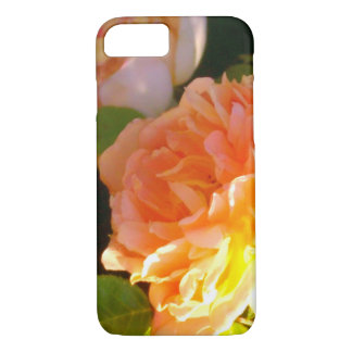 Country Peach Roses iPhone 8/7 Case