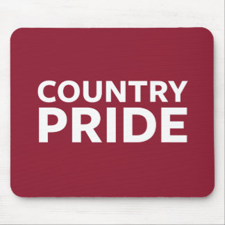 Country Pride Mouse Mat