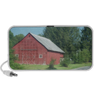 Country Red Barn Speakers