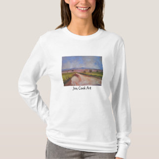 Country Road, Jon Cook Art T-Shirt