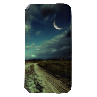 Country road leading to the church incipio watson™ iPhone 6 wallet case