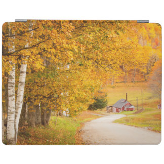 Country Road Leading To The Sugar Mill iPad Cover