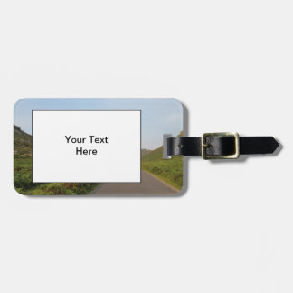 Country Road. Luggage Tag