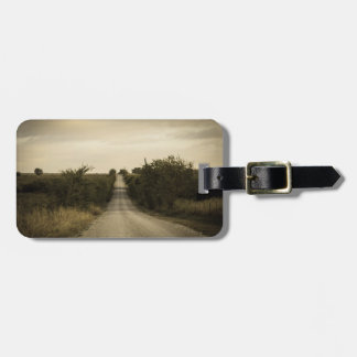Country Road Luggage Tag