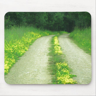 Country Road Mouse Mat