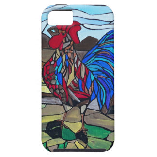 Country rooster tough iPhone 5 case