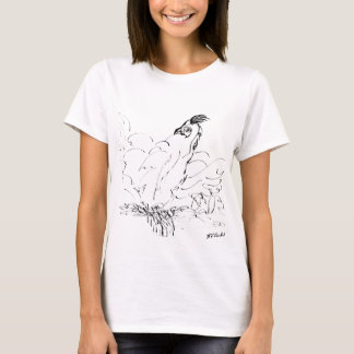 Country Rooster designer products CricketDiane T-Shirt