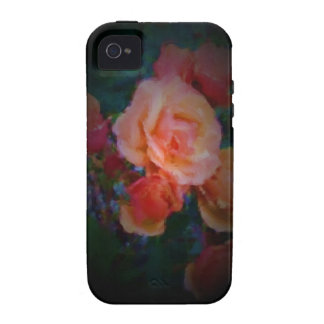Country Roses Hard Shell Case for iPhone 4/4S iPhone 4 Case