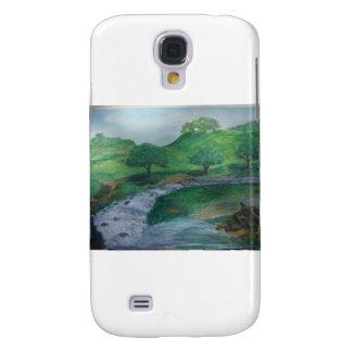 Country Scene Galaxy S4 Case