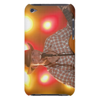 Country singer iPod touch Case-Mate case