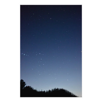Country Sky Photographic Print