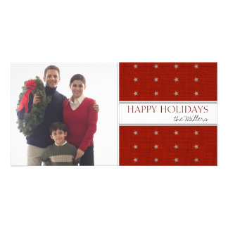 Country Stars Holiday Photo Cards