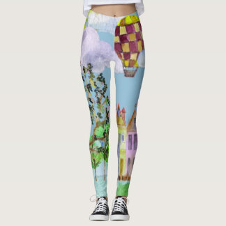 """Country Street"" leggings"