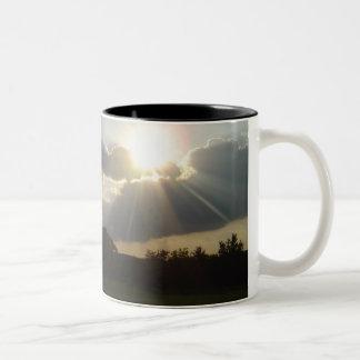 Country Sunburst Mug