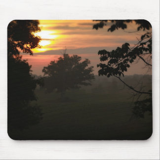 Country Sunrise 1 Mouse Pad