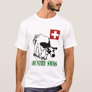 Country swiss logo T-Shirt