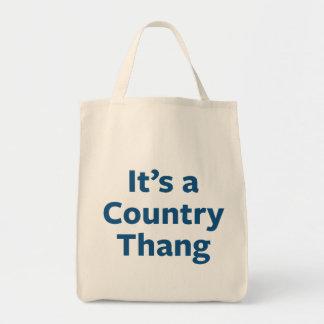 Country Thang Tote Bag