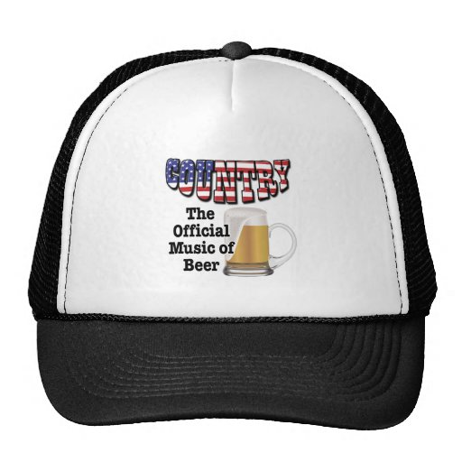 Country: The Official Music of Beer Mesh Hat