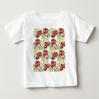 Country Tulips Baby T-Shirt