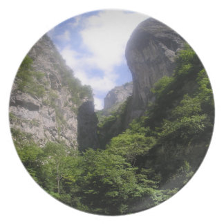Country Views - Gorgeous Gorge Dinner Plate